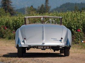 Ver foto 6 de Delahaye 135 MS Sport Roadster by De Villar 1938