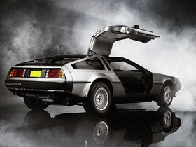 Ver foto 40 de DMC DeLorean 1981