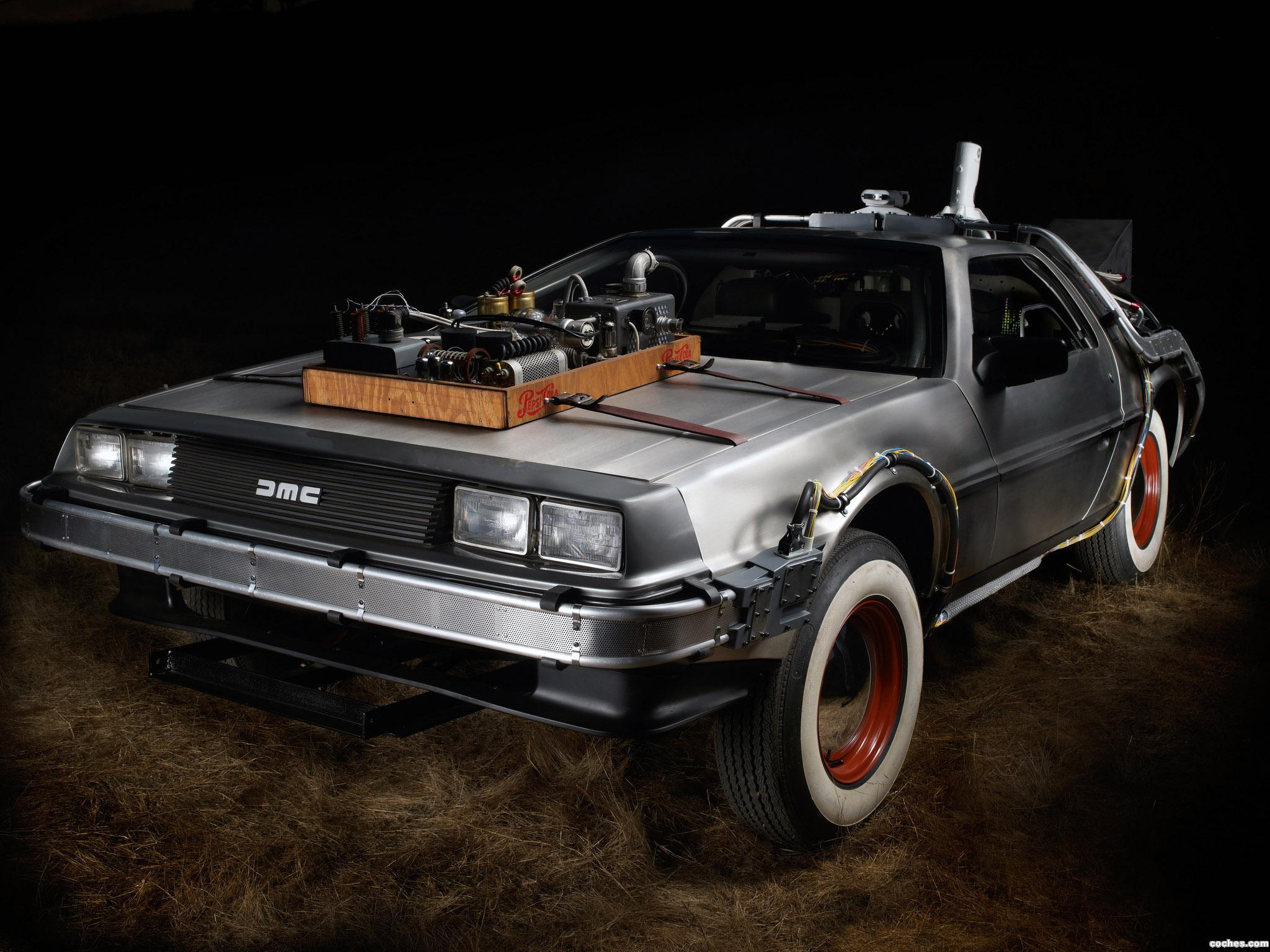 Foto 0 de DMC DeLorean DMC-12 Back To The Future 1985