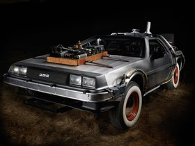 Ver foto 1 de DMC DeLorean DMC-12 Back To The Future 1985