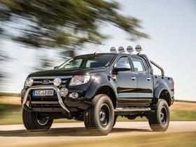 Ver foto 2 de Ford Ranger Kentros 2013