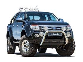 Ver foto 1 de Ford Ranger Kentros 2013