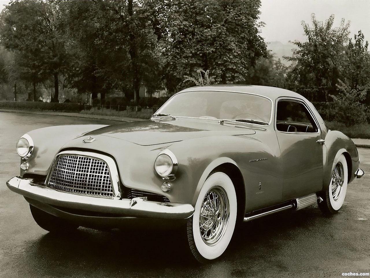 Foto 0 de DeSoto Adventurer Concept Car 1954
