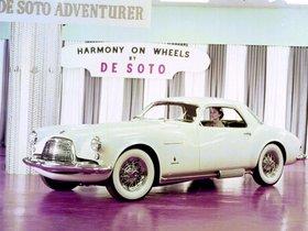 Ver foto 3 de DeSoto Adventurer Concept Car 1954