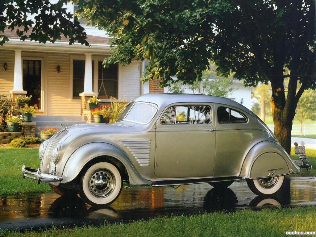 Foto 0 de DeSoto Airflow Coupe 1934