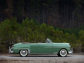 Ver foto 2 de DeSoto Custom Convertible Coupe 1949