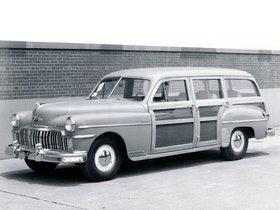 Ver foto 1 de DeSoto Deluxe Station Wagon 1949