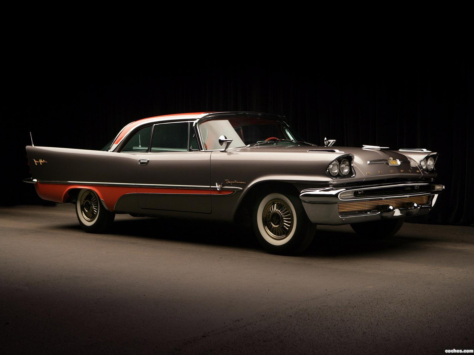 Foto 0 de DeSoto Fireflite 2 puertas Hardtop 1957