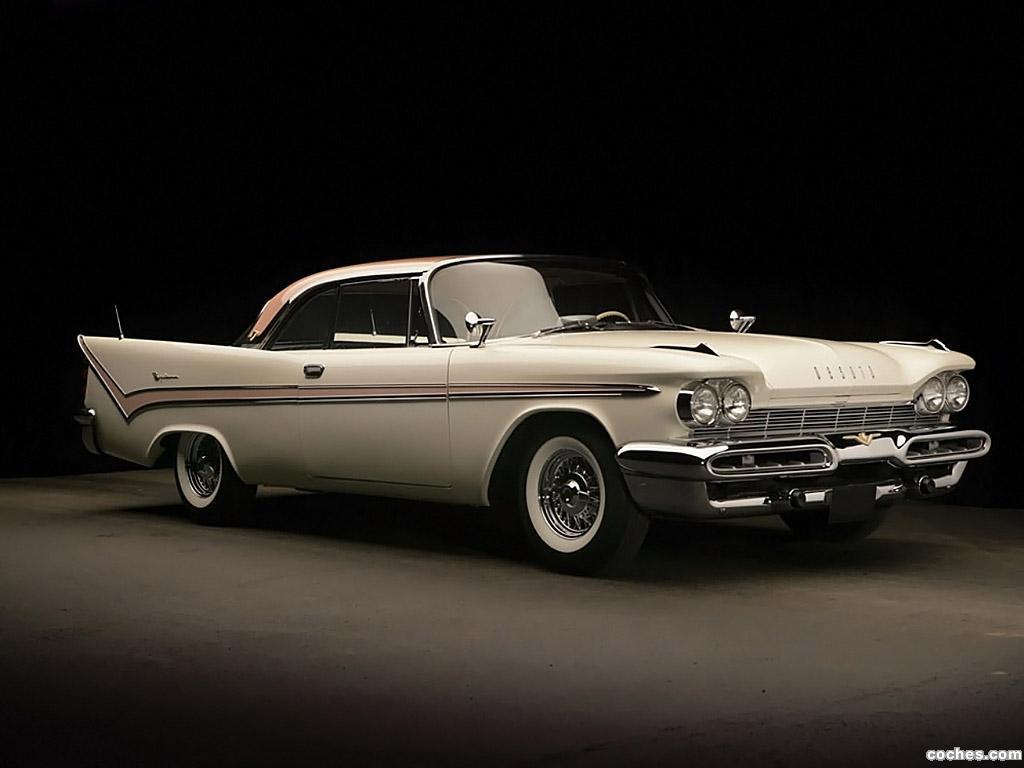Foto 0 de DeSoto Firesweep 2 puertas Hardtop 1959