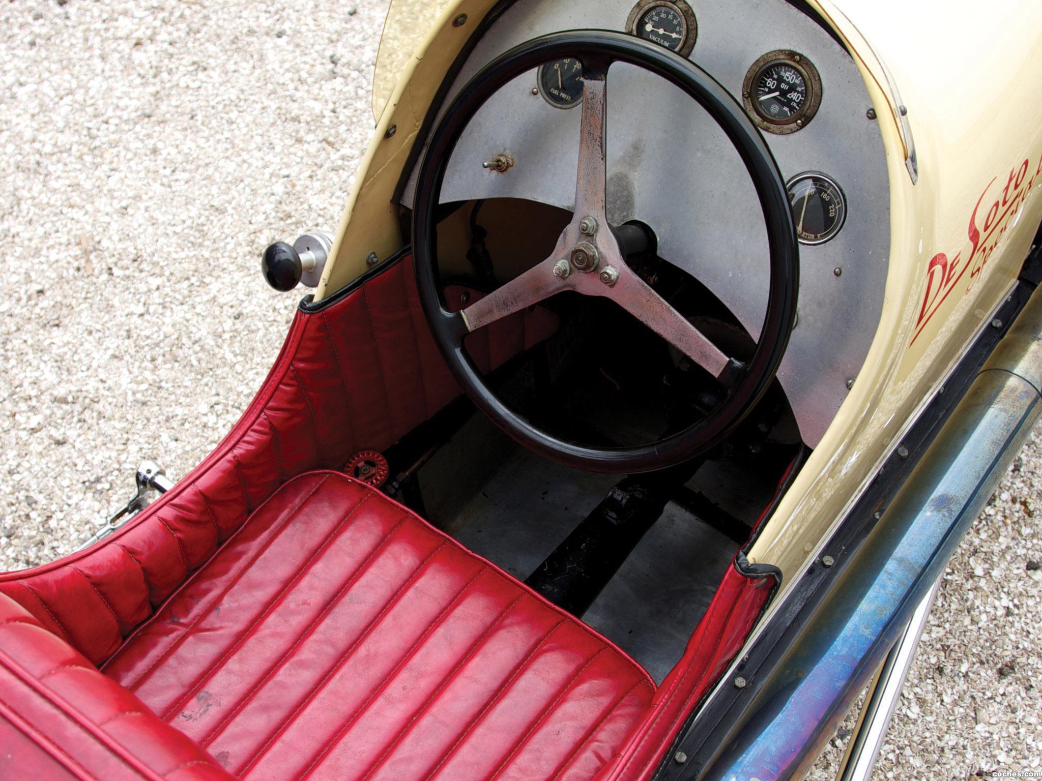 Foto 4 de DeSoto Indianapolis Type Race Car  1928