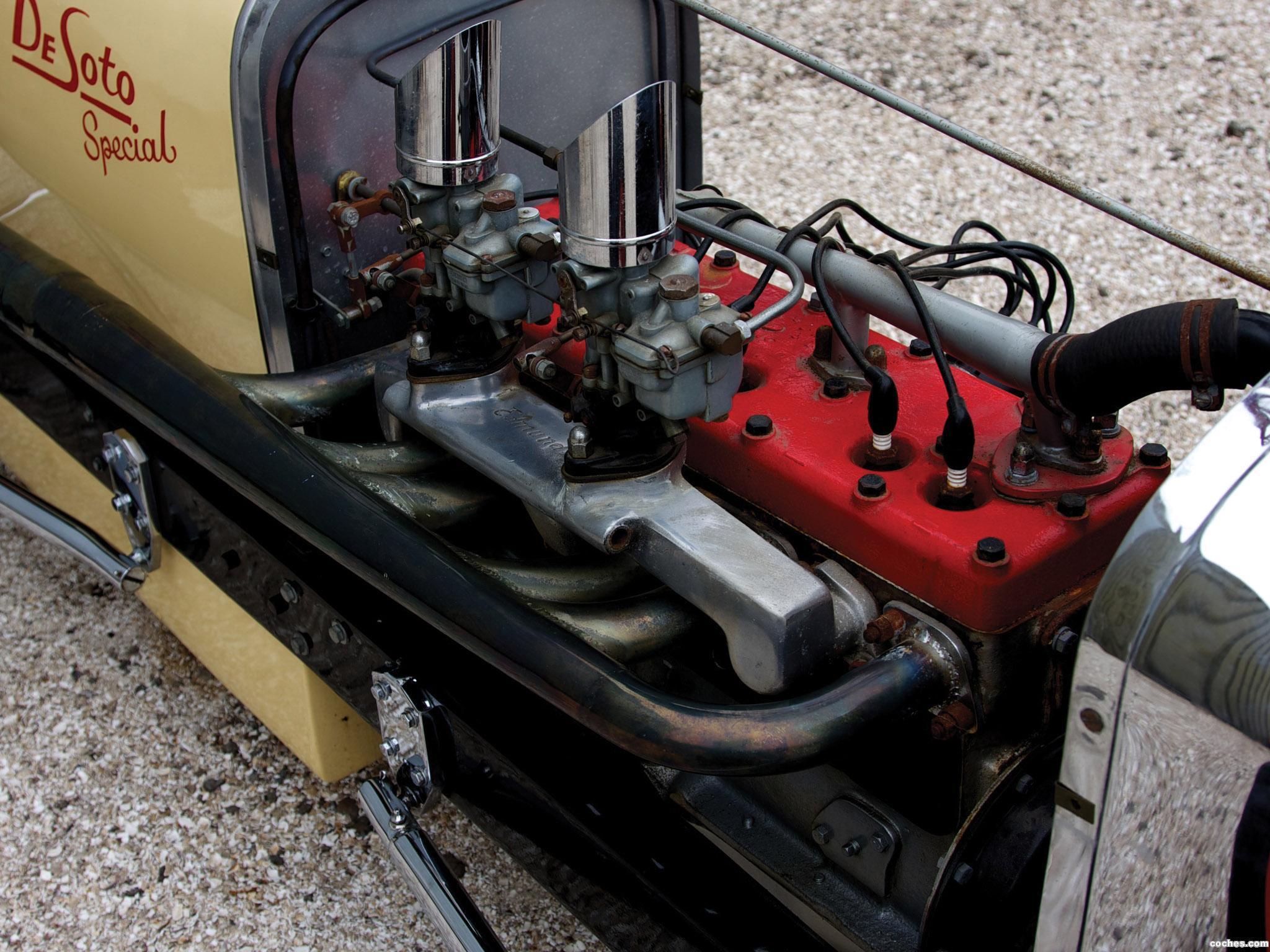 Foto 3 de DeSoto Indianapolis Type Race Car  1928