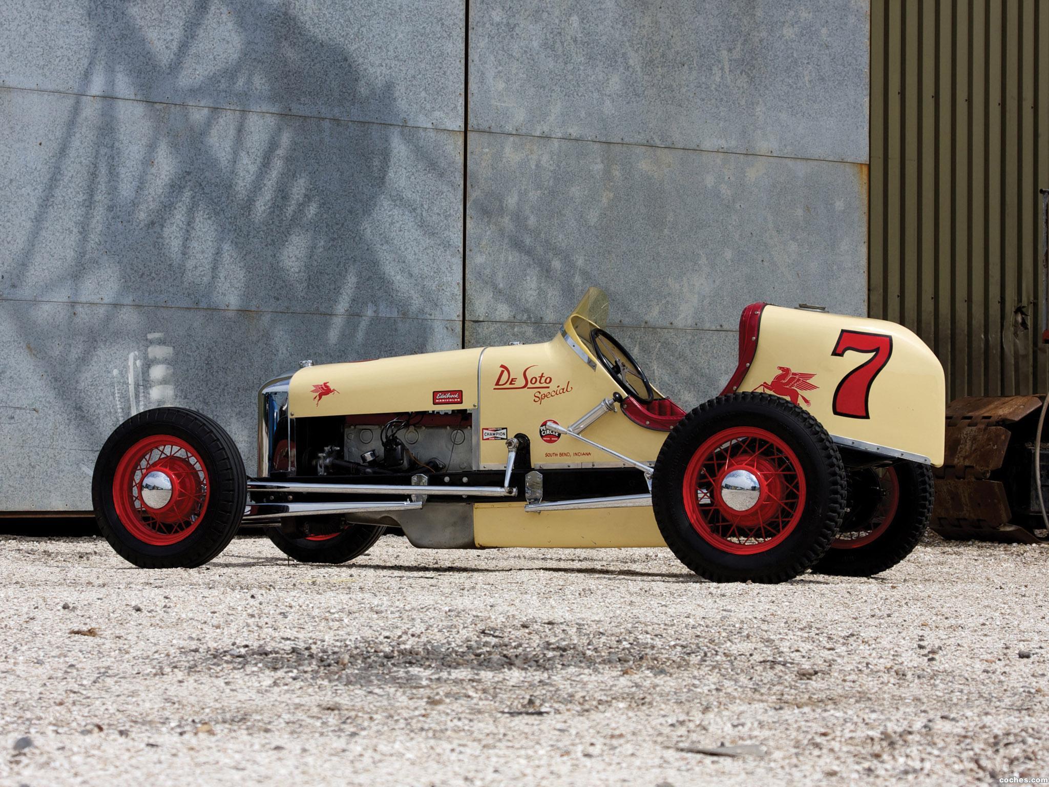 Foto 2 de DeSoto Indianapolis Type Race Car  1928