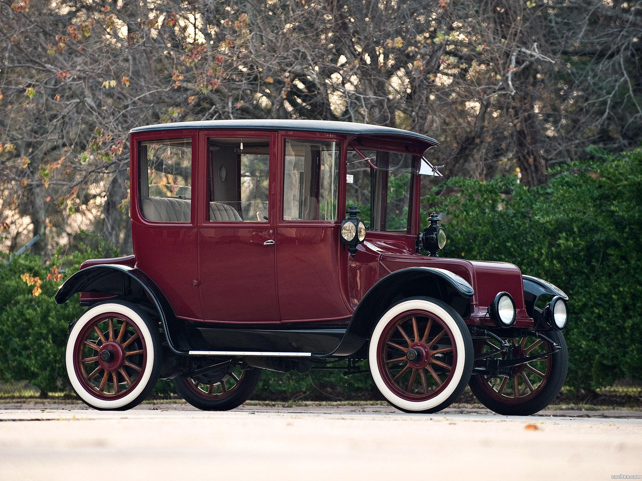 Foto 0 de Detroit Electric Brougham 1918