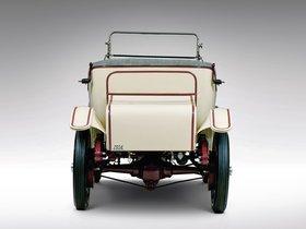 Ver foto 2 de Detroit Electric Model 46 Cape Top Roadster 1914