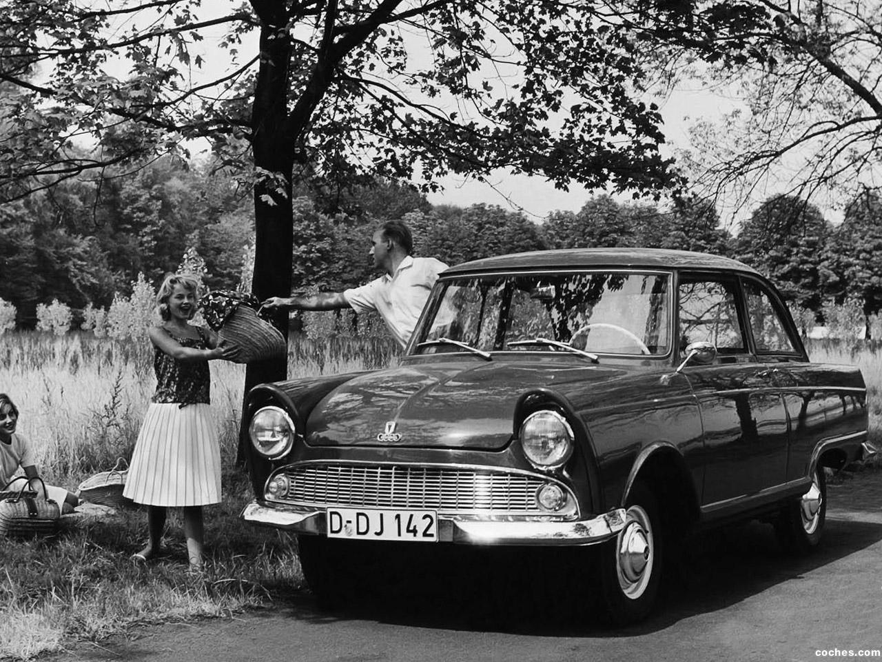 Foto 0 de DKW Junior F11 1959