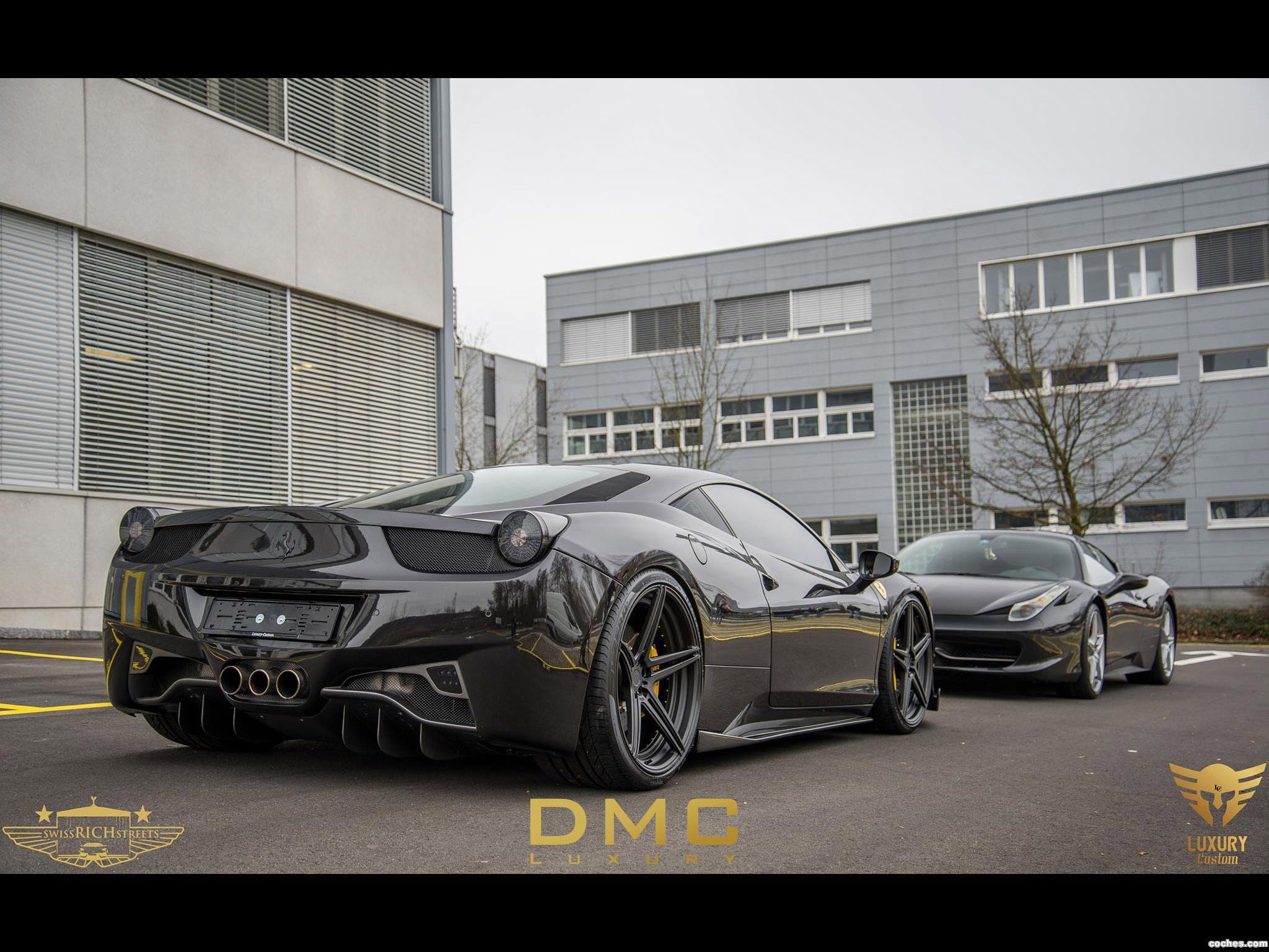 Foto 2 de DMC Design Ferrari 458 Italia Elegante 2014