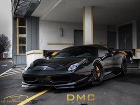 Ver foto 6 de DMC Design Ferrari 458 Italia Elegante 2014