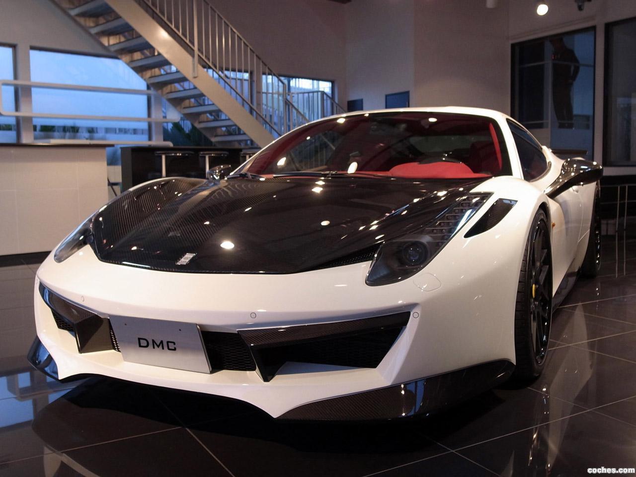 Foto 0 de DMC Design Ferrari 458 Italia Estremo Edizione 2013