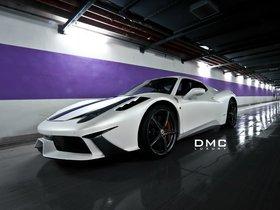 Ver foto 7 de DMC Design Ferrari 458 Italia MCC Edition 2014
