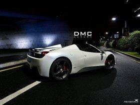 Ver foto 3 de DMC Design Ferrari 458 Italia MCC Edition 2014