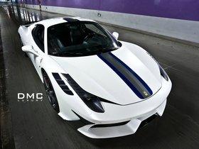 Ver foto 2 de DMC Design Ferrari 458 Italia MCC Edition 2014