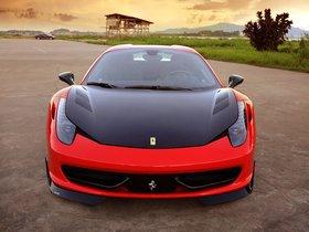 Ver foto 4 de DMC Design Ferrari 458 Italia Spider 2013