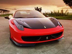Ver foto 1 de DMC Design Ferrari 458 Italia Spider 2013