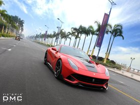 Ver foto 6 de DMC Design Ferrari F12 Berlinetta SPIA 2013