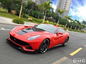 Ver foto 5 de DMC Design Ferrari F12 Berlinetta SPIA 2013