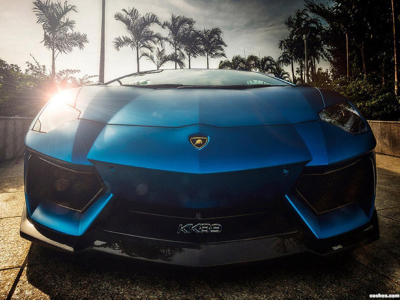 Foto 0 de DMC Design Lamborghini Aventador LP700 Molto Veloce by Jordan Chong 2013