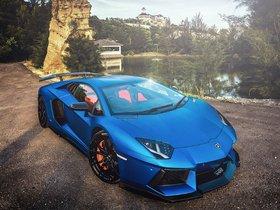 Ver foto 4 de DMC Design Lamborghini Aventador LP700 Molto Veloce by Jordan Chong 2013