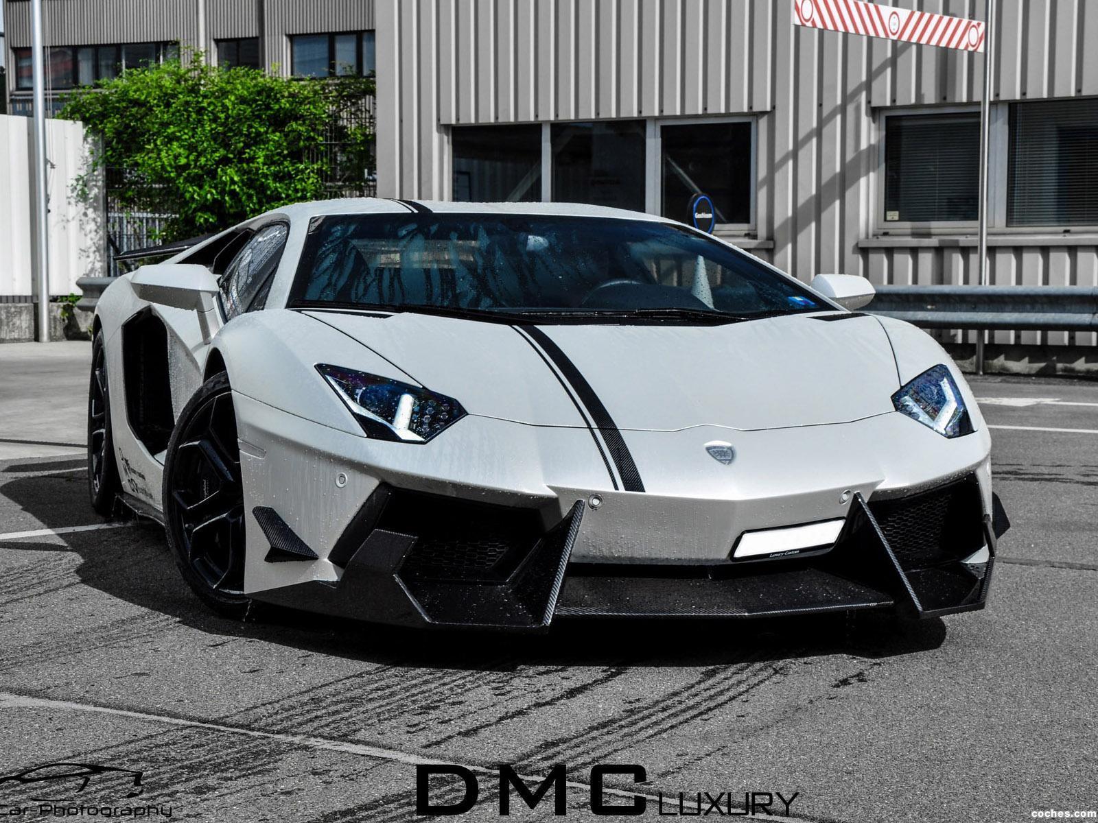 Foto 0 de DMC Design Lamborghini Aventador LP900 SV Spezial 2013