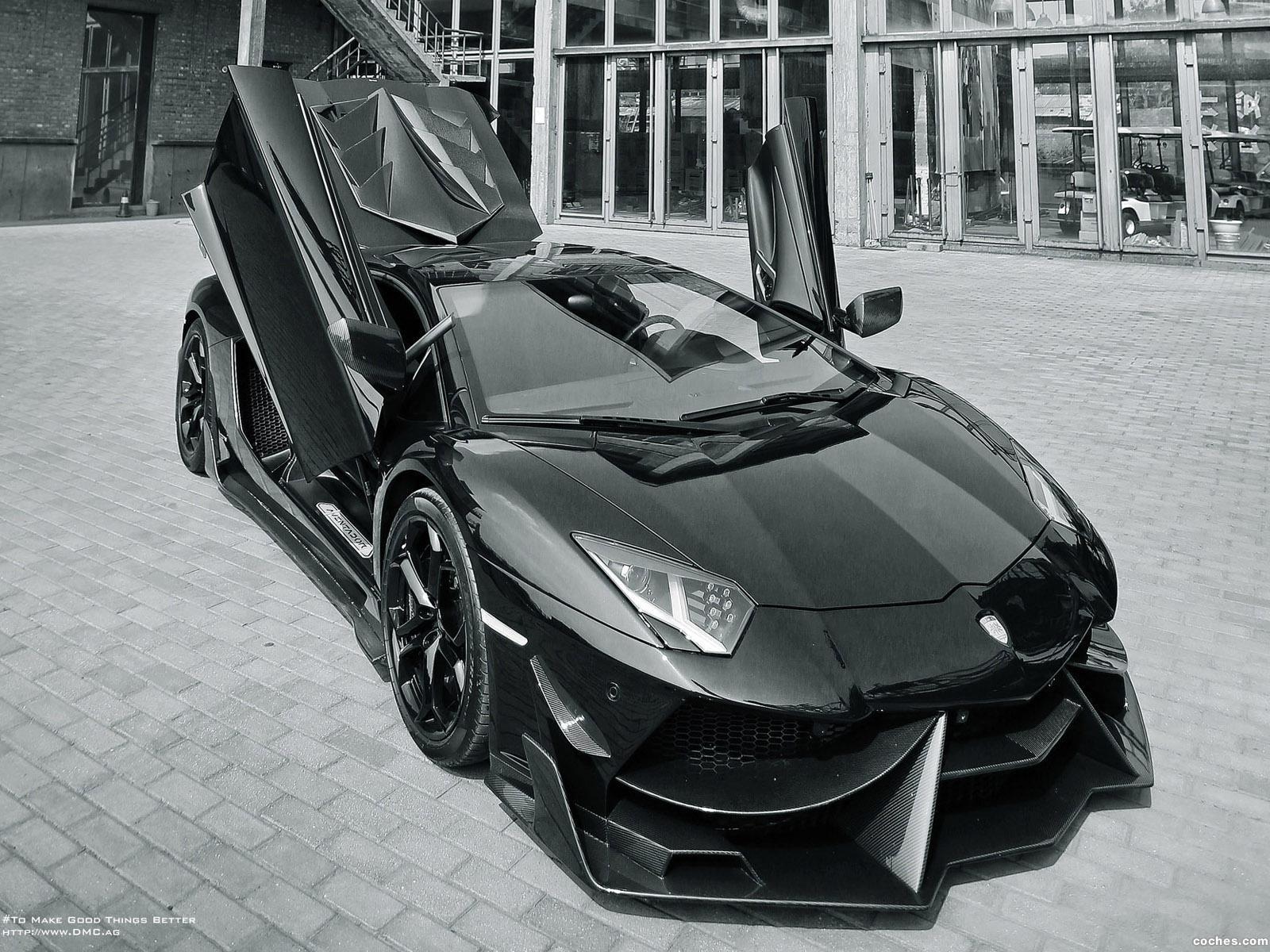 Foto 0 de DMC Design Lamborghini Aventador LP988 Edizione GT 2014