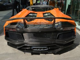Ver foto 3 de DMC Design Lamborghini Aventador Roadster SV 2013