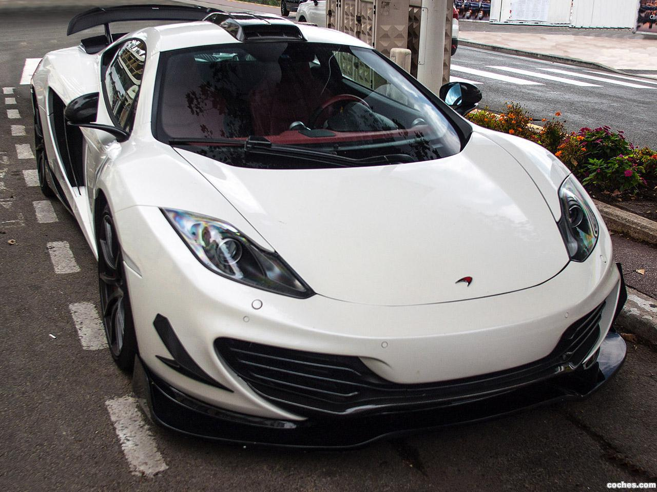 Foto 0 de DMC Design McLaren MP4-12C Velocita Wind Edition 2014