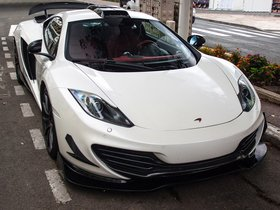 Ver foto 1 de DMC Design McLaren MP4-12C Velocita Wind Edition 2014