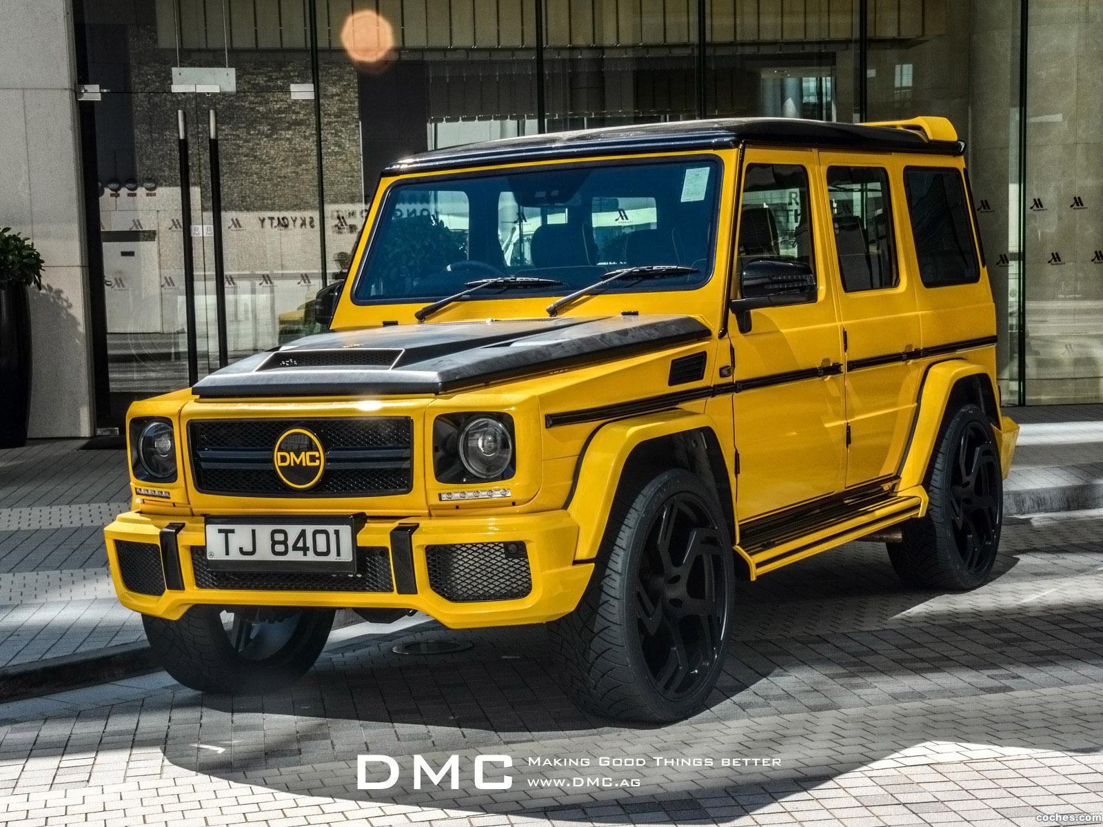 Foto 0 de DMC Design Mercedes G88 Limited Edition 2015
