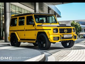 Ver foto 7 de DMC Design Mercedes G88 Limited Edition 2015