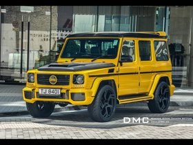 Ver foto 4 de DMC Design Mercedes G88 Limited Edition 2015