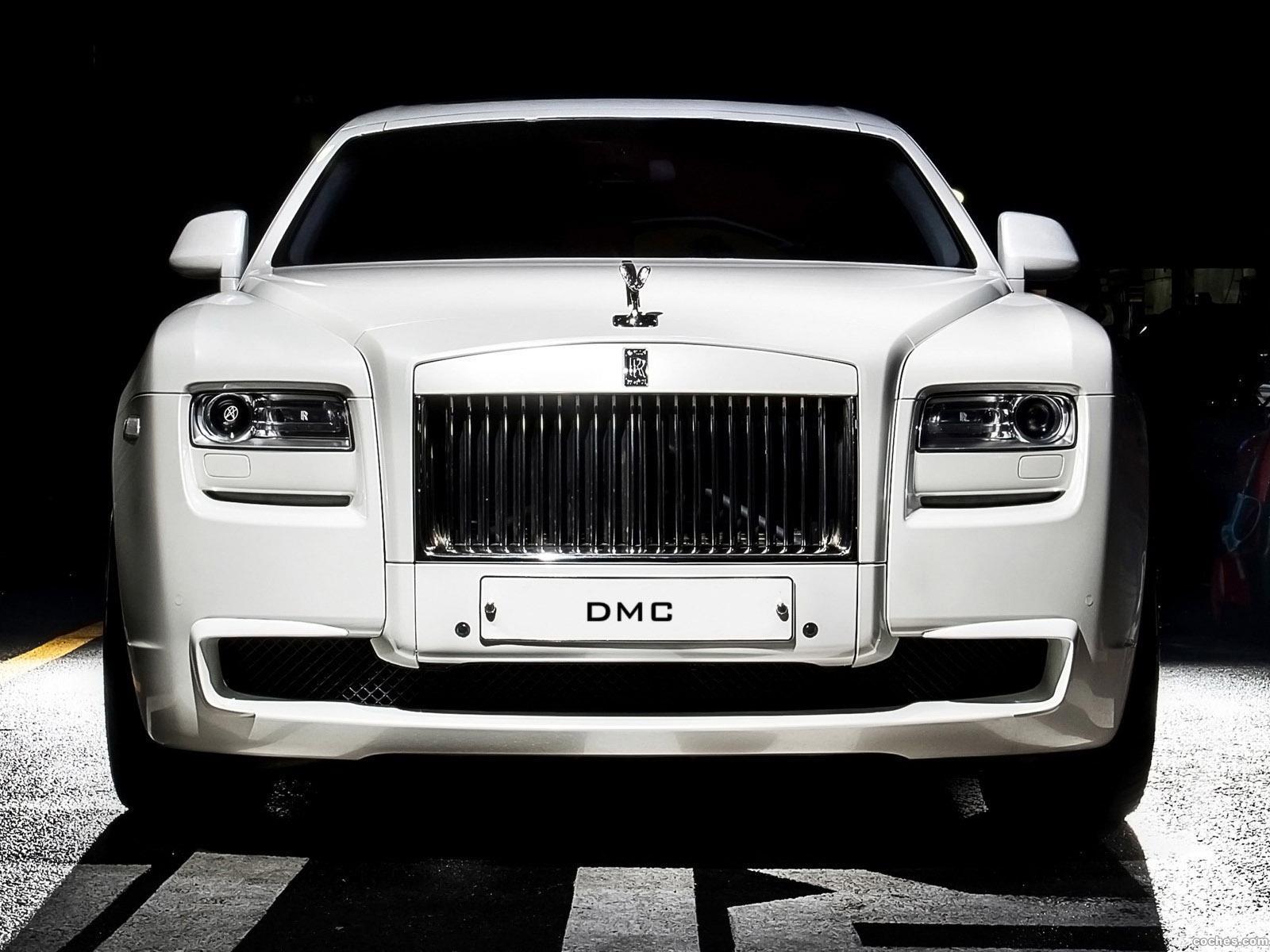 Foto 0 de DMC Design Rolls Royce Ghost Saranghae 2016