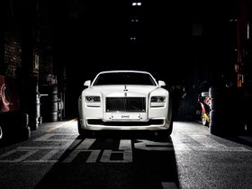 Ver foto 3 de DMC Design Rolls Royce Ghost Saranghae 2016