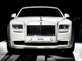 Fotos de DMC Design Rolls Royce Ghost Saranghae 2016