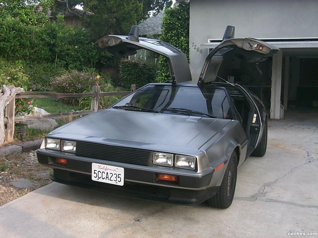 Foto 0 de DMC DeLorean 1981