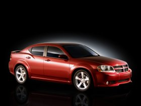 Ver foto 11 de Dodge Avenger 2007