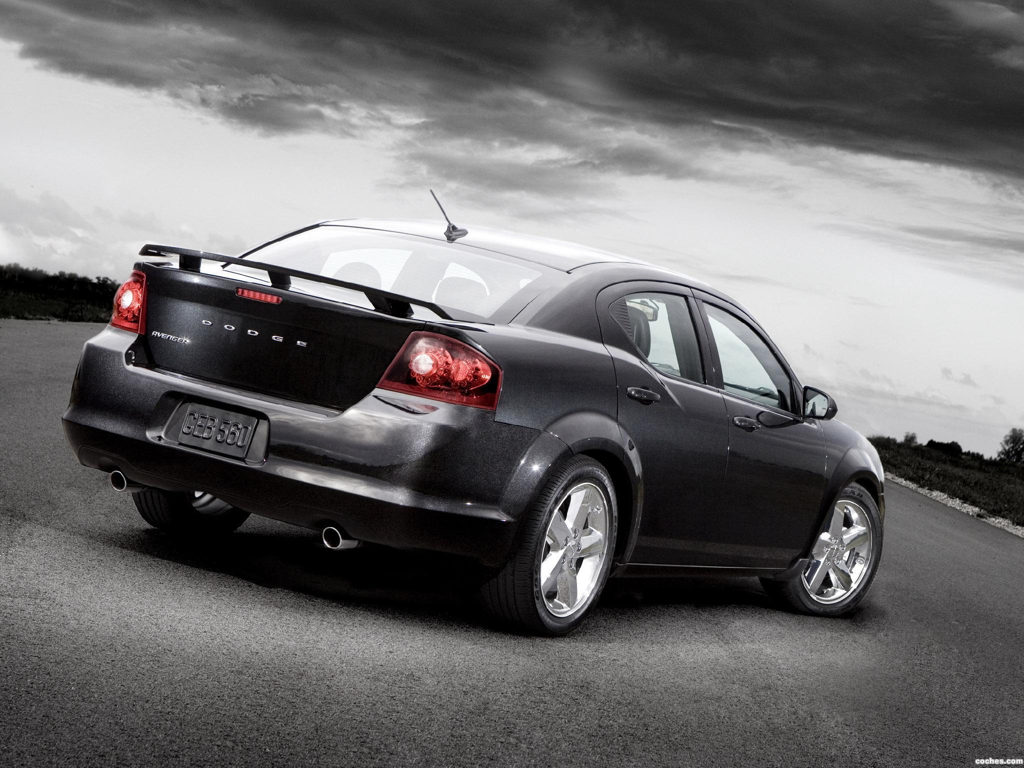 Foto 3 de Dodge Avenger 2010