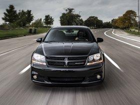 Ver foto 9 de Dodge Avenger Blacktop 2012