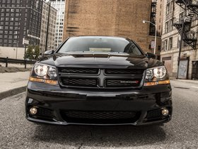 Ver foto 8 de Dodge Avenger Blacktop 2012