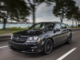 Ver foto 6 de Dodge Avenger Blacktop 2012
