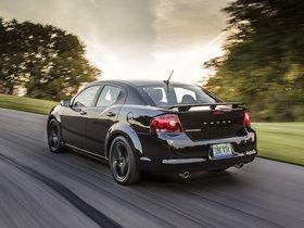 Ver foto 4 de Dodge Avenger Blacktop 2012