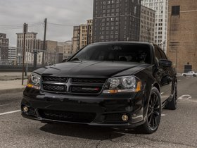 Ver foto 3 de Dodge Avenger Blacktop 2012